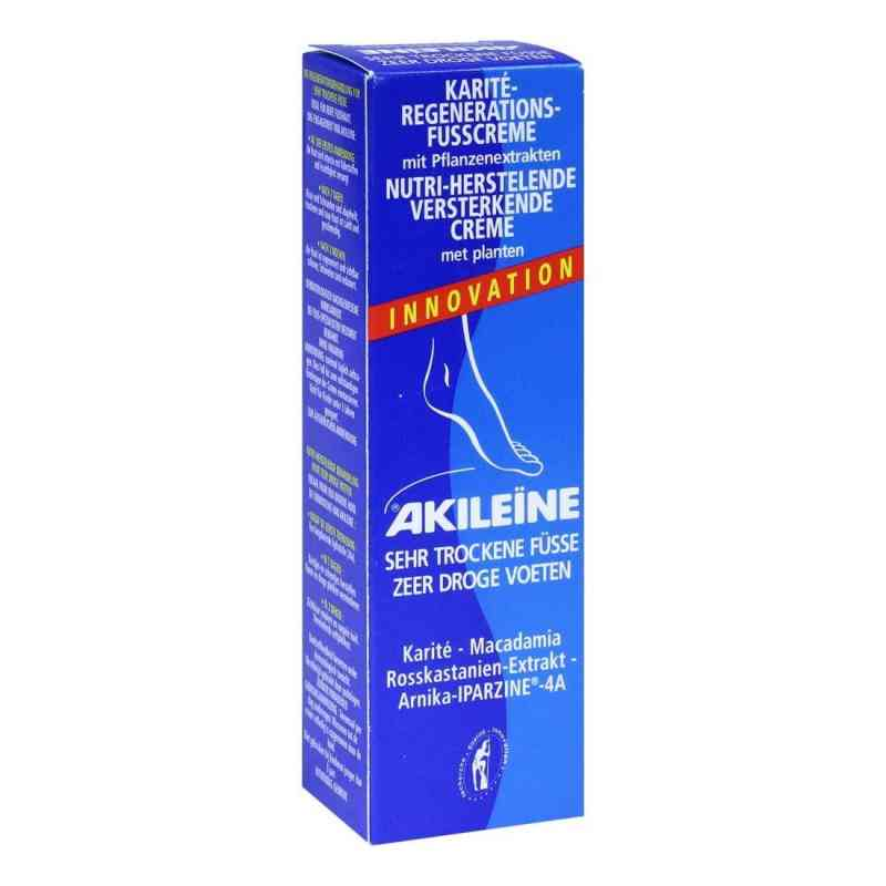 Akileine Nutri-repair Karite-regen.-fusscreme  bei apotheke.at bestellen