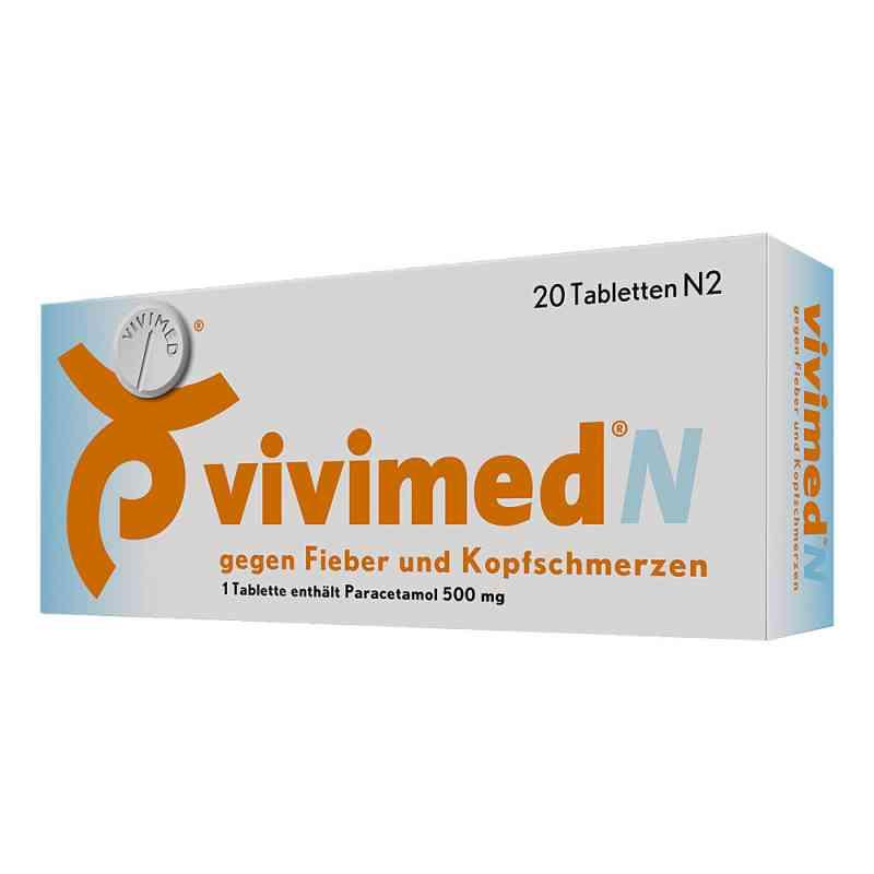 Vivimed N gegen Fieber und Kopfschmerzen  bei apotheke.at bestellen