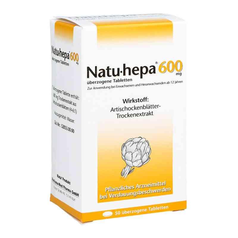 Natu-hepa 600mg  bei apotheke.at bestellen