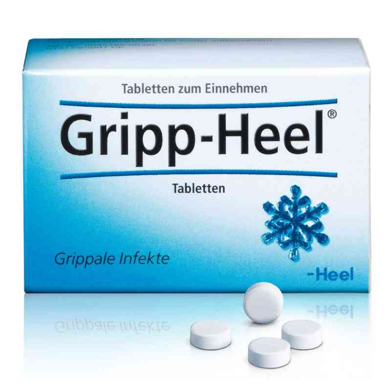Gripp-heel Tabletten bei apotheke.at bestellen