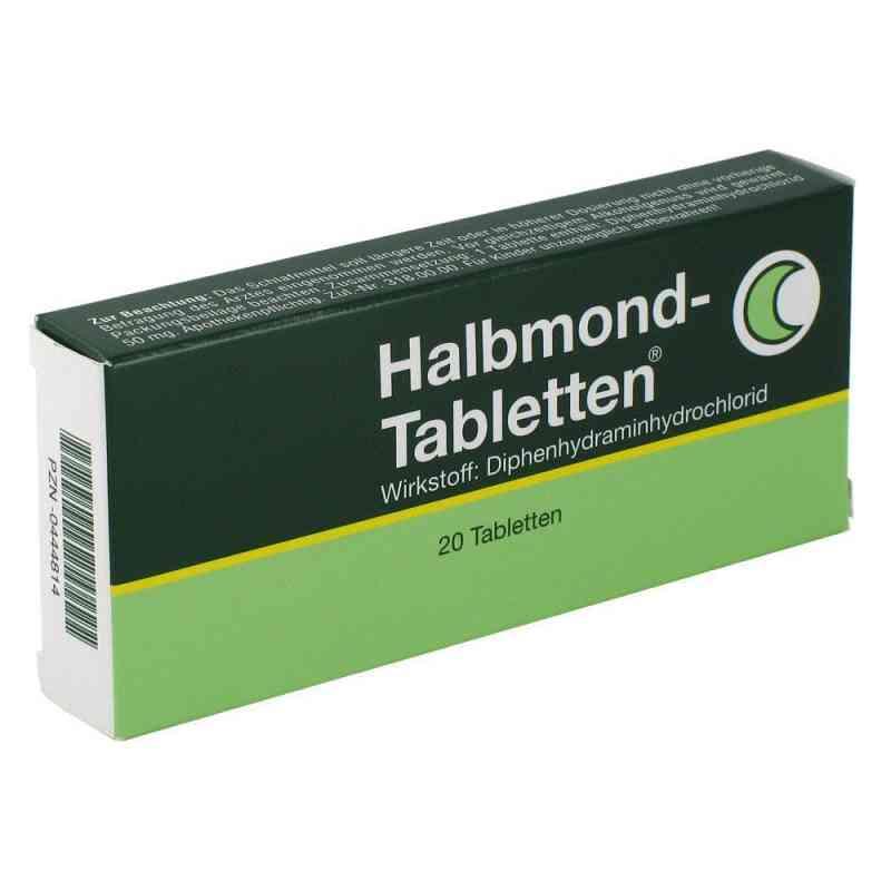 Halbmond-Tabletten 50mg  bei apotheke.at bestellen