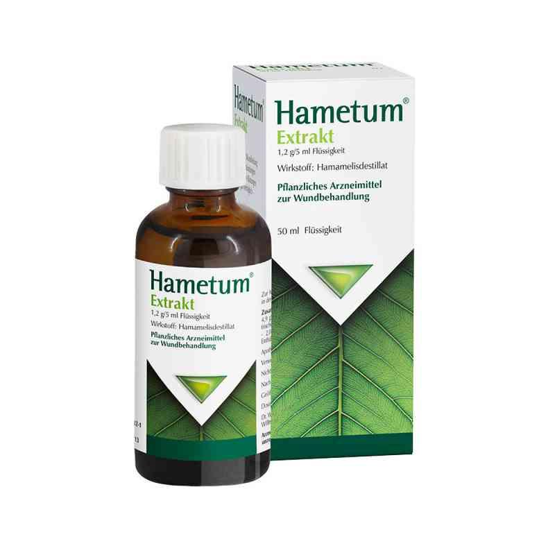 Hametum Extrakt bei apotheke.at bestellen