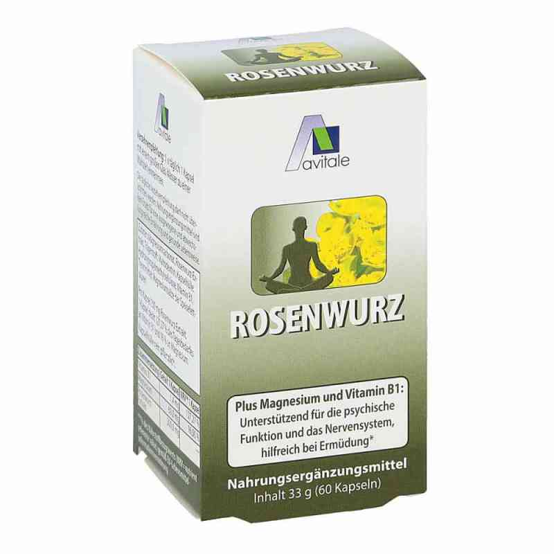 Rosenwurz Kapseln 200 mg  bei apotheke.at bestellen