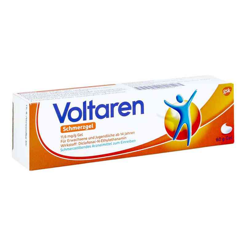 Voltaren Schmerzgel 1,16% bei apotheke.at bestellen