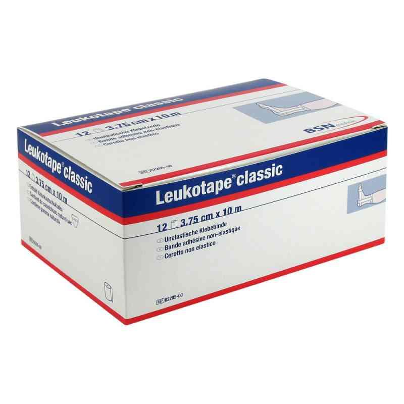Leukotape Classic 10mx3,75cm weiss  bei apotheke.at bestellen