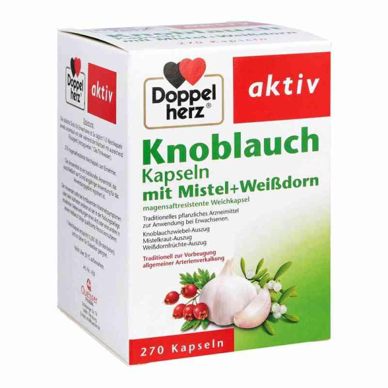 Doppelherz aktiv Knoblauch mit Mistel+Weißdorn  bei apotheke.at bestellen