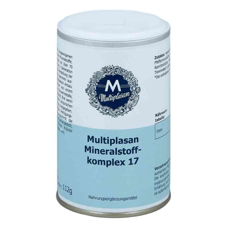 Multiplasan Mineralstoffkompex 17 Tabletten  bei apotheke.at bestellen
