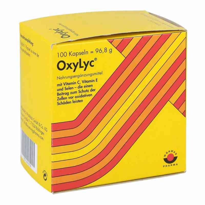 Oxylyc Kapseln bei apotheke.at bestellen