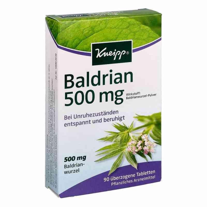 Kneipp Baldrian 500mg  bei apotheke.at bestellen