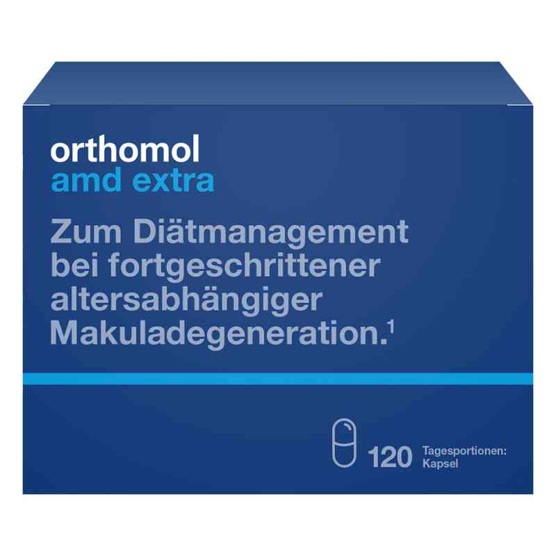 Orthomol Amd extra Kapseln  bei apotheke.at bestellen