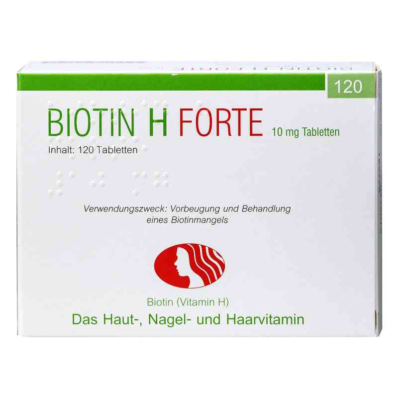 Biotin H forte Tabletten  bei apotheke.at bestellen