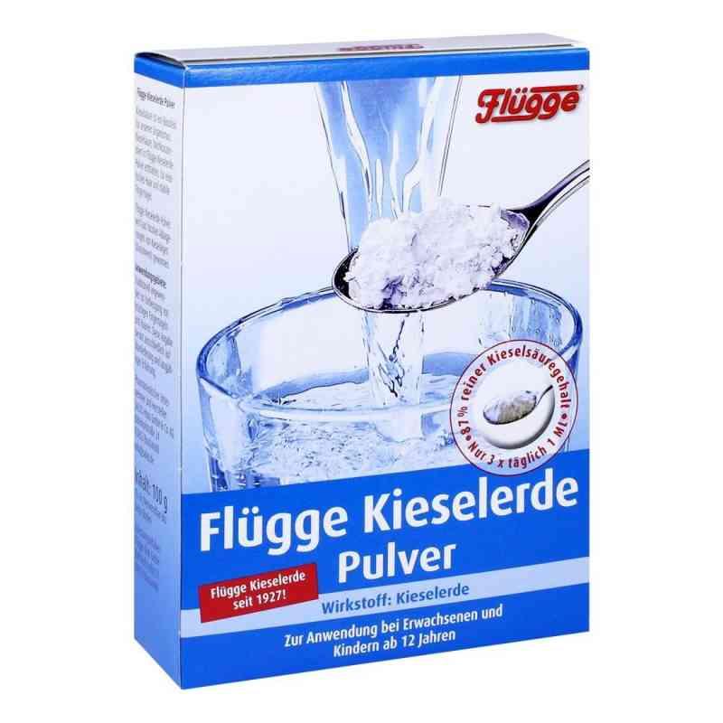 Flügge Kieselerde Pulver  bei apotheke.at bestellen