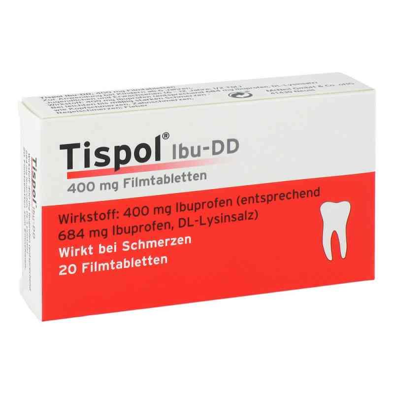 Tispol IBU-DD bei apotheke.at bestellen