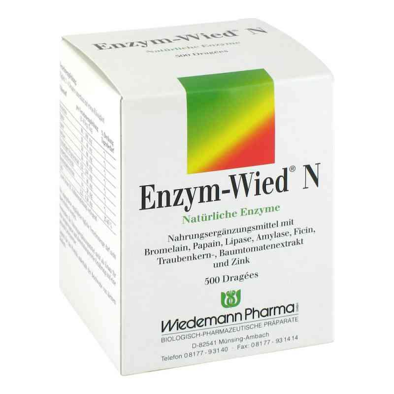 Enzym Wied N Dragees  bei apotheke.at bestellen