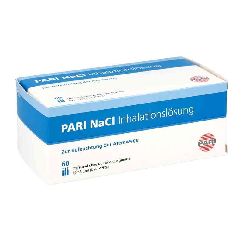 Pari Nacl Inhalationslösung Ampullen  bei apotheke.at bestellen