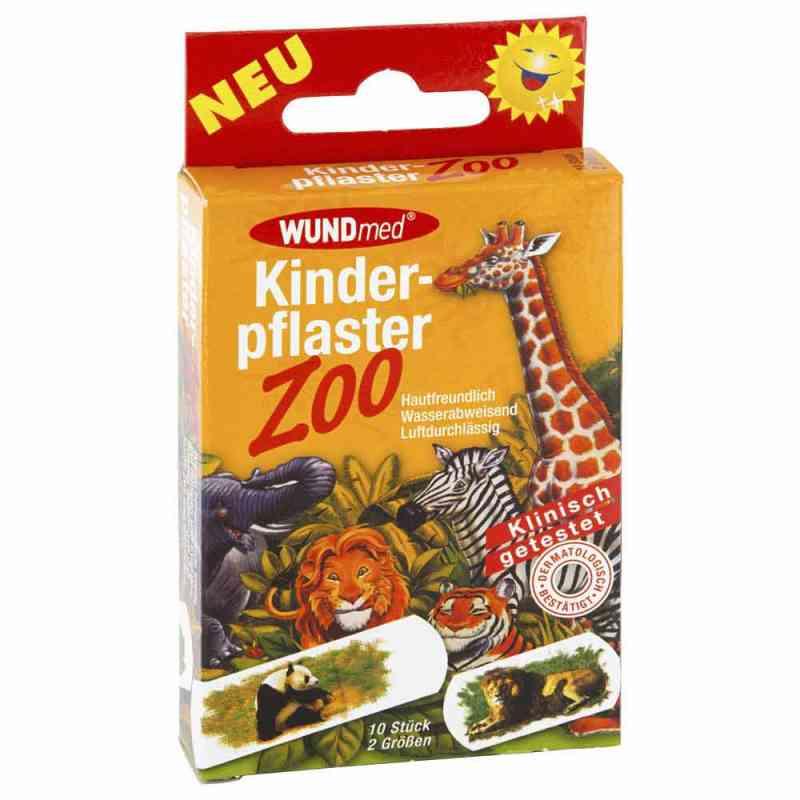 Kinderpflaster Zoo 2 Grössen bei apotheke.at bestellen