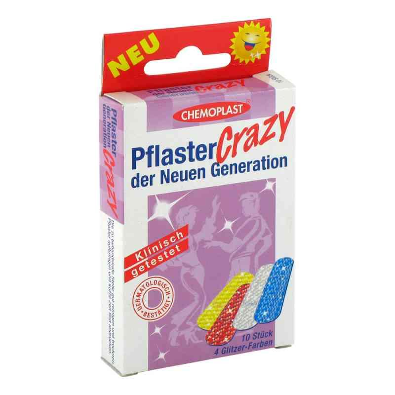 Pflaster Crazy 4 Glitzerfarben  bei apotheke.at bestellen