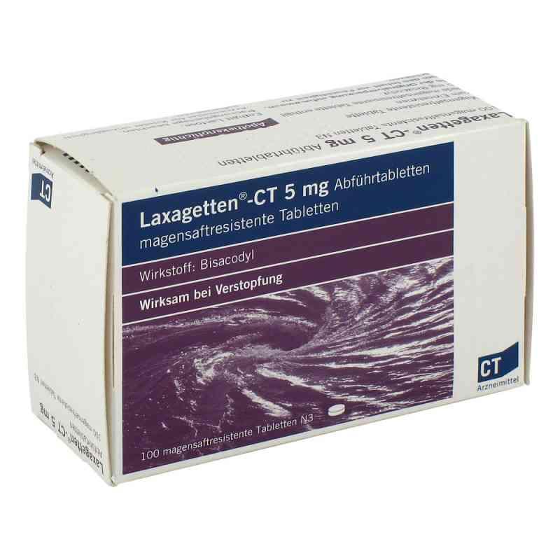 Laxagetten-CT 5mg Abführtabletten  bei apotheke.at bestellen