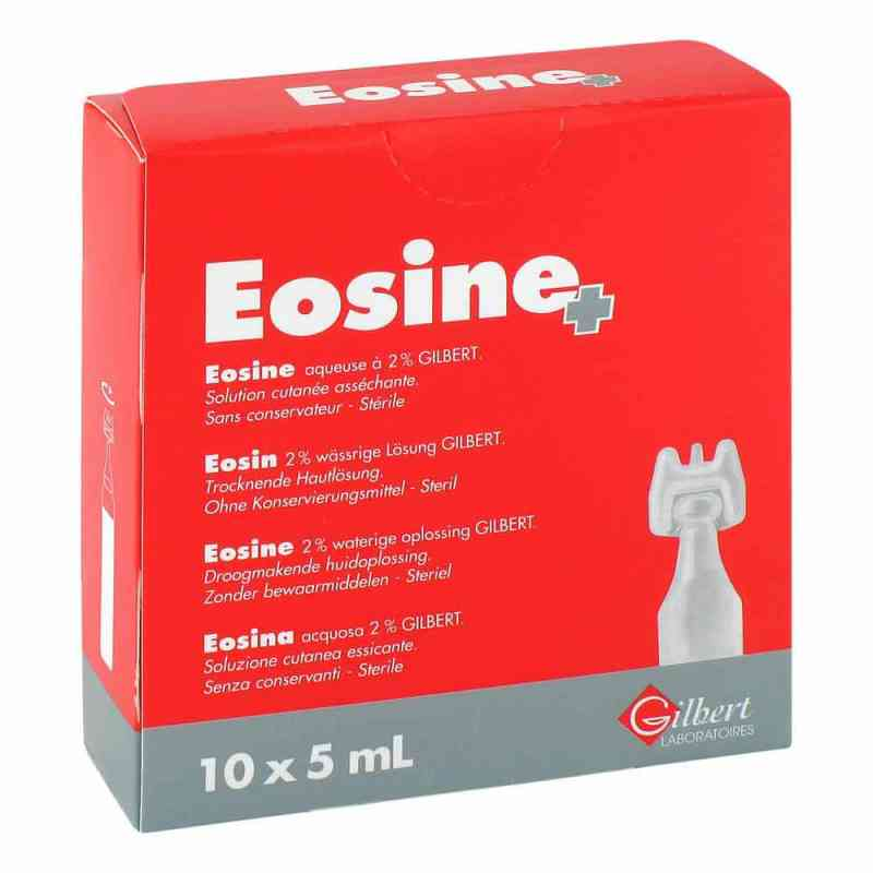 Eosin 2% wässrige Pflegelösung steril  bei apotheke.at bestellen
