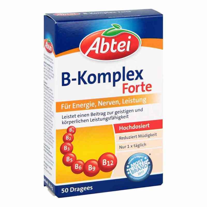 Abtei Vitamin B Komplex forte überzogene Tab.  bei apotheke.at bestellen