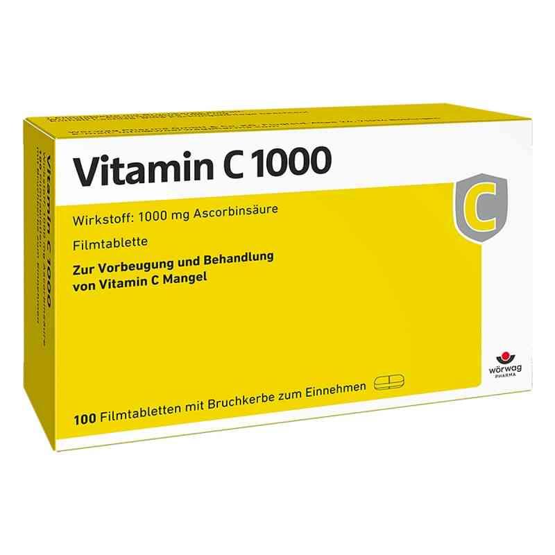 Vitamin C 1000 Filmtabletten  bei apotheke.at bestellen