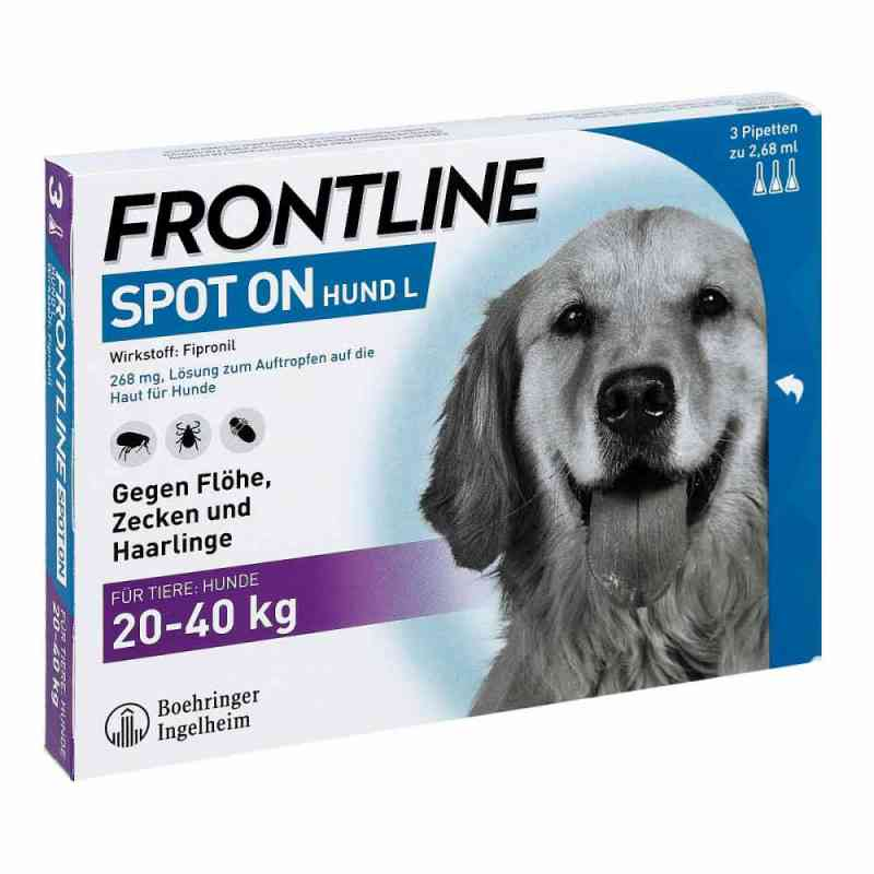 Frontline Spot on H 40 veterinär  Lösung  bei apotheke.at bestellen