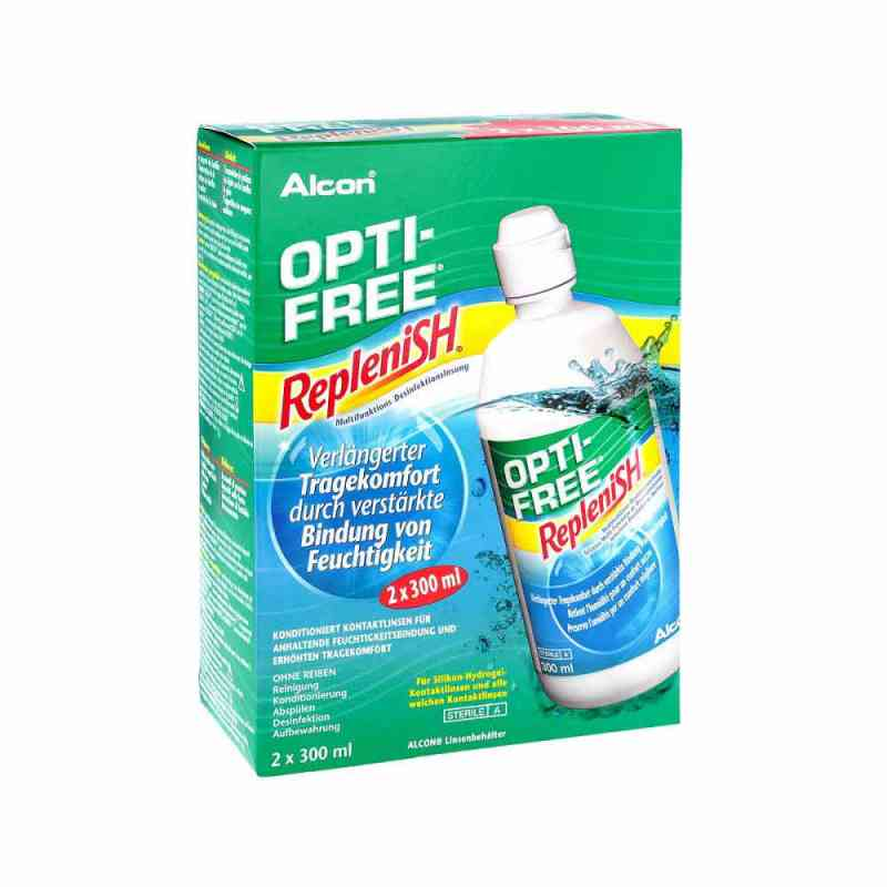 Optifree Replenish Lösung  bei apotheke.at bestellen