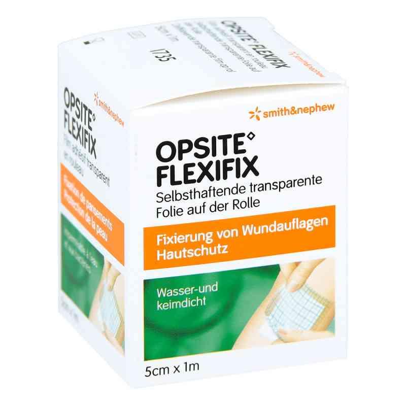 Opsite Flexifix Pu Folie 5 cmx1 m unsteril Rolle  bei apotheke.at bestellen