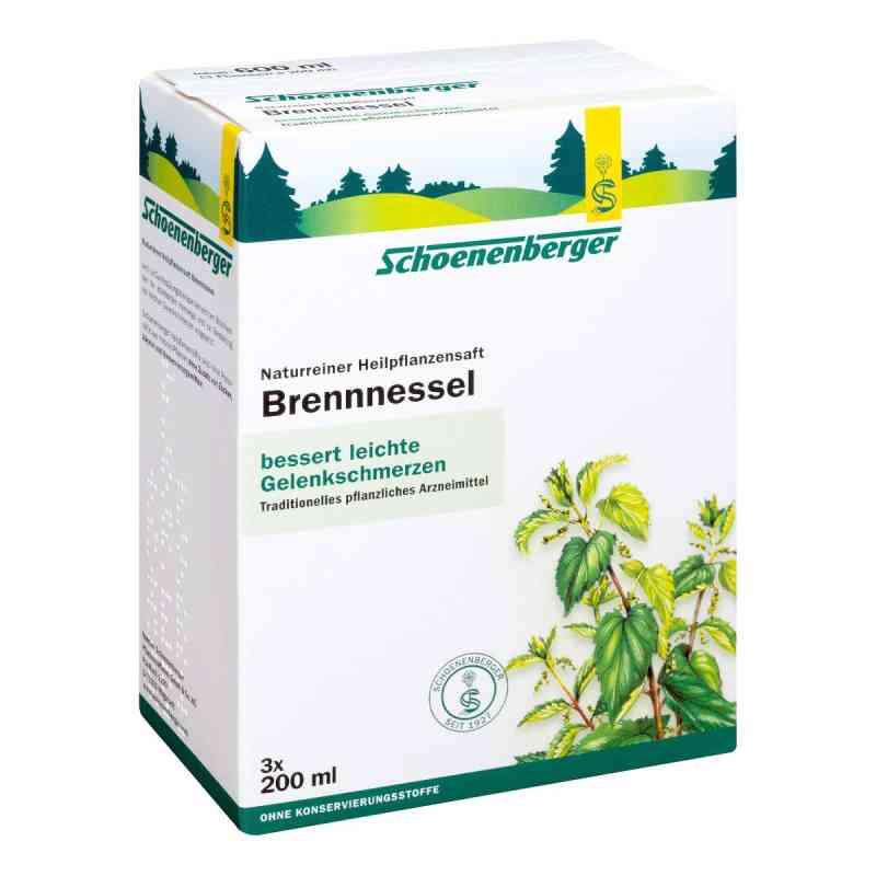 Brennesselsaft Schoenenberger bei apotheke.at bestellen