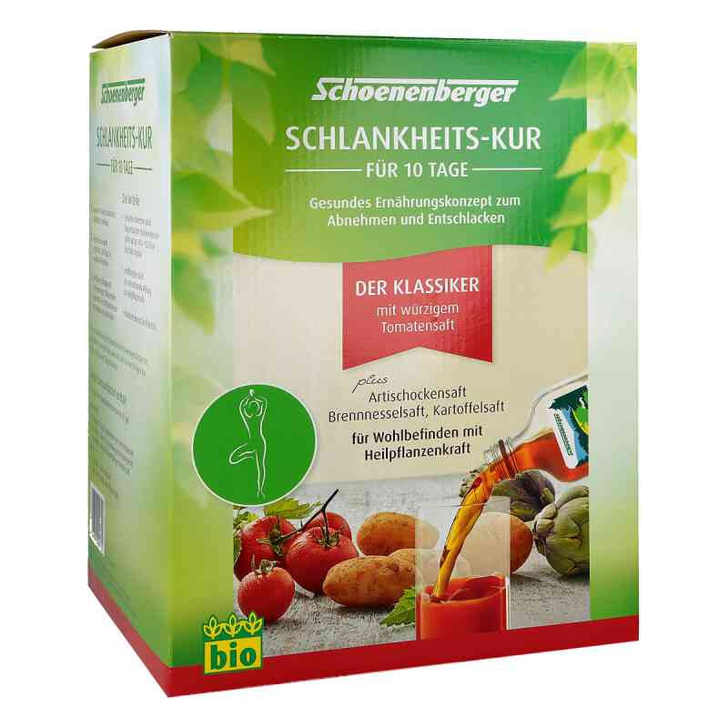 Schlankheitskur Klassiker Schoenenberger  bei apotheke.at bestellen