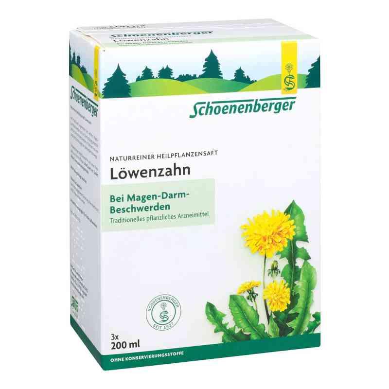Löwenzahn Saft Schoenenberger Heilpflanz.säfte  bei apotheke.at bestellen
