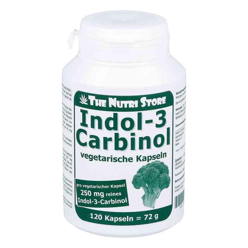 Indol 3 Carbinol 250 mg Vegitarische Kapseln  bei apotheke.at bestellen