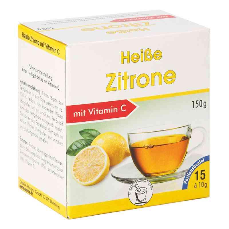 Heisse Zitrone + Vitamin C Beutel  Pulver  bei apotheke.at bestellen