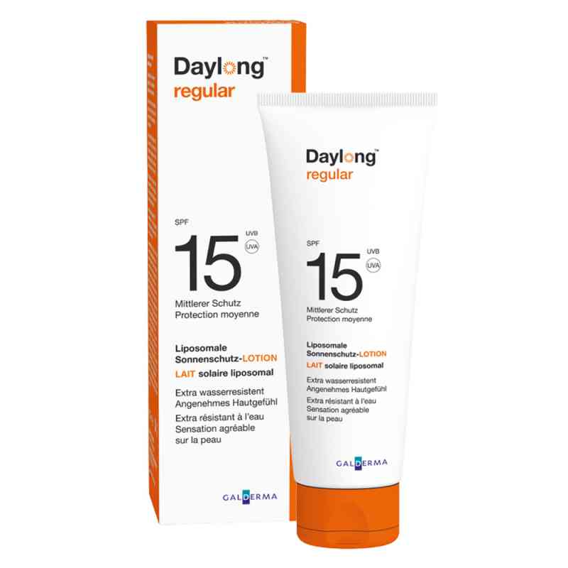 Daylong regular Spf 15 Lotion  bei apotheke.at bestellen