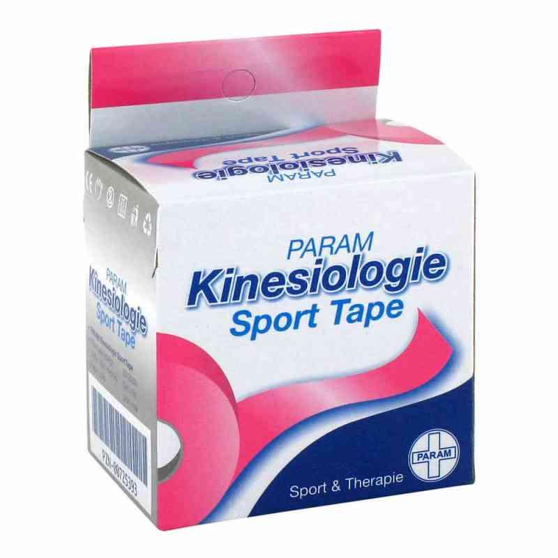 Kinesiologie Sport Tape 5 cmx5 m pink  bei apotheke.at bestellen