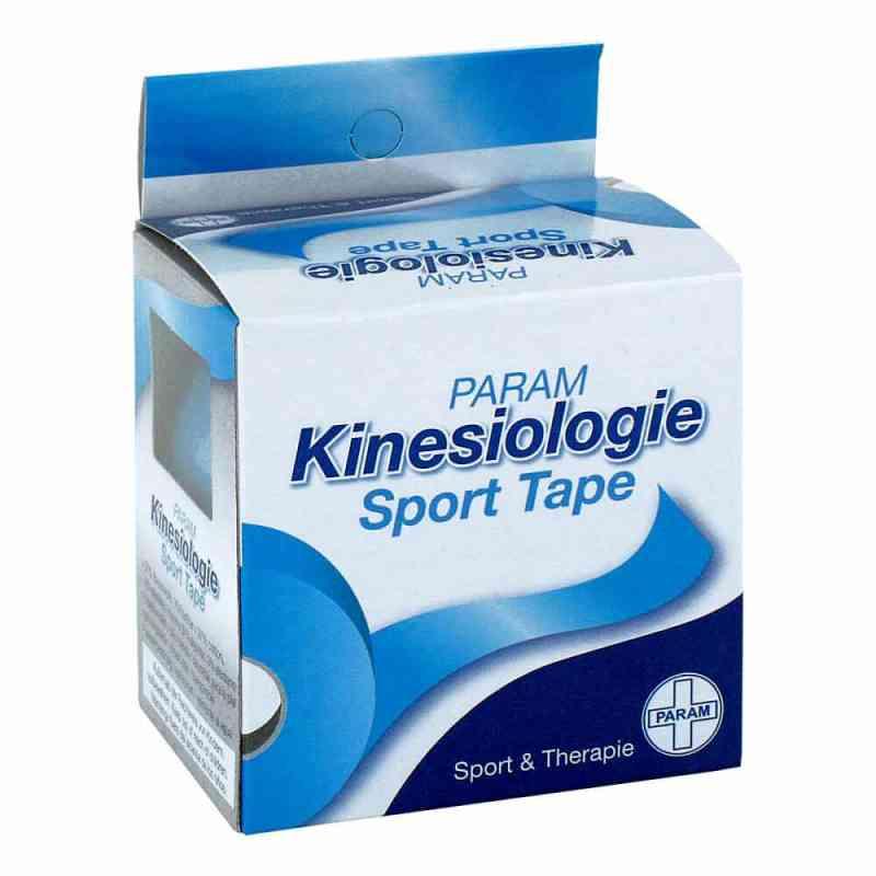 Kinesiologie Sport Tape 5 cmx5 m blau  bei apotheke.at bestellen