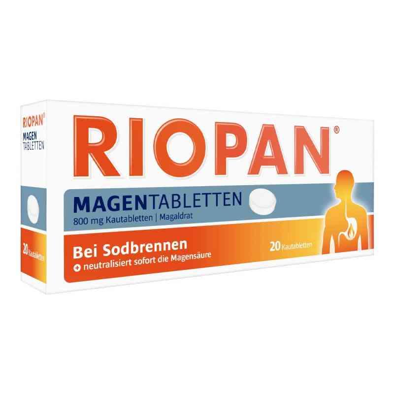 Riopan Magen Tabletten  bei apotheke.at bestellen