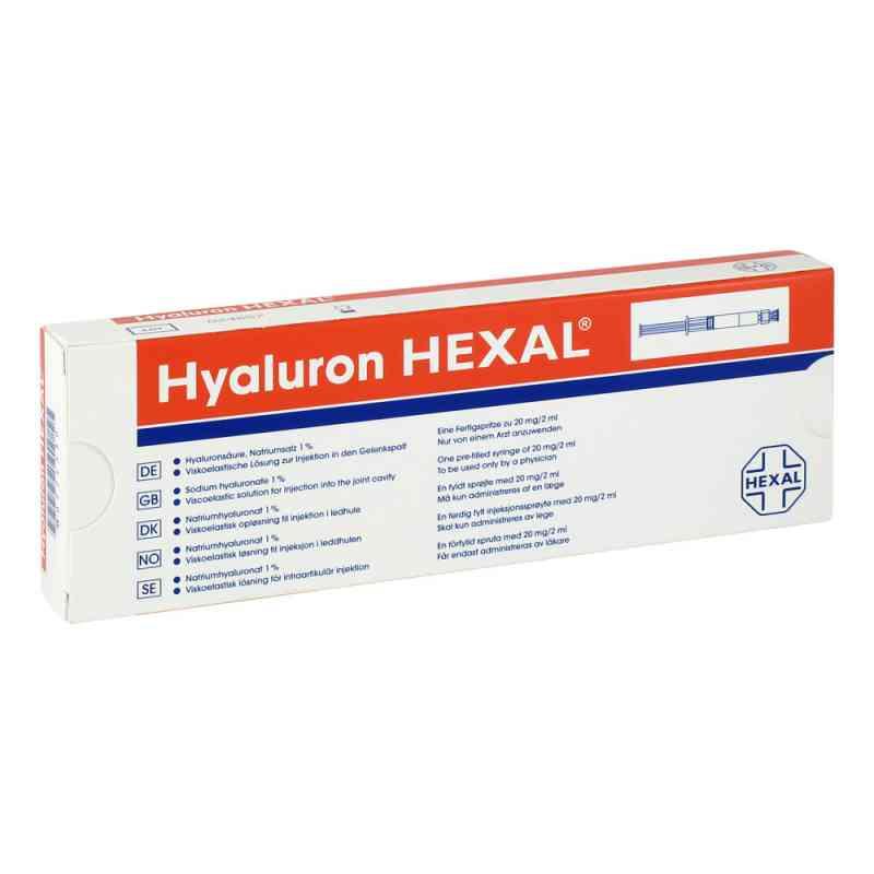 Hyaluron Hexal Fertigspritzen bei apotheke.at bestellen