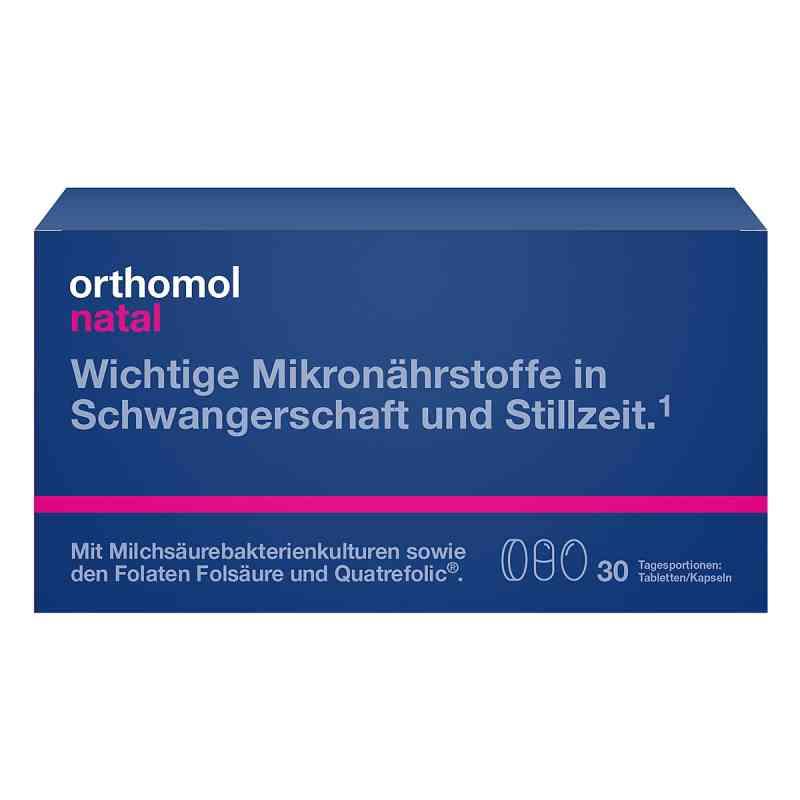 Orthomol Natal Tabletten /kaps. Kombipackung  bei apotheke.at bestellen
