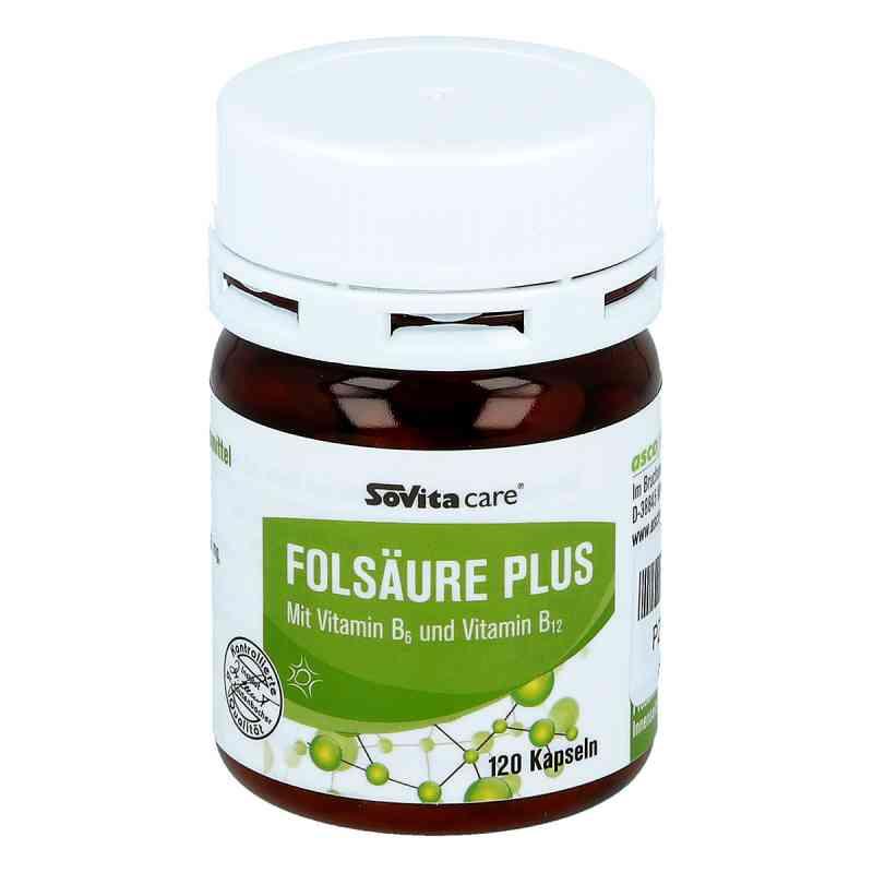 Folsäure Plus Kapseln  bei apotheke.at bestellen