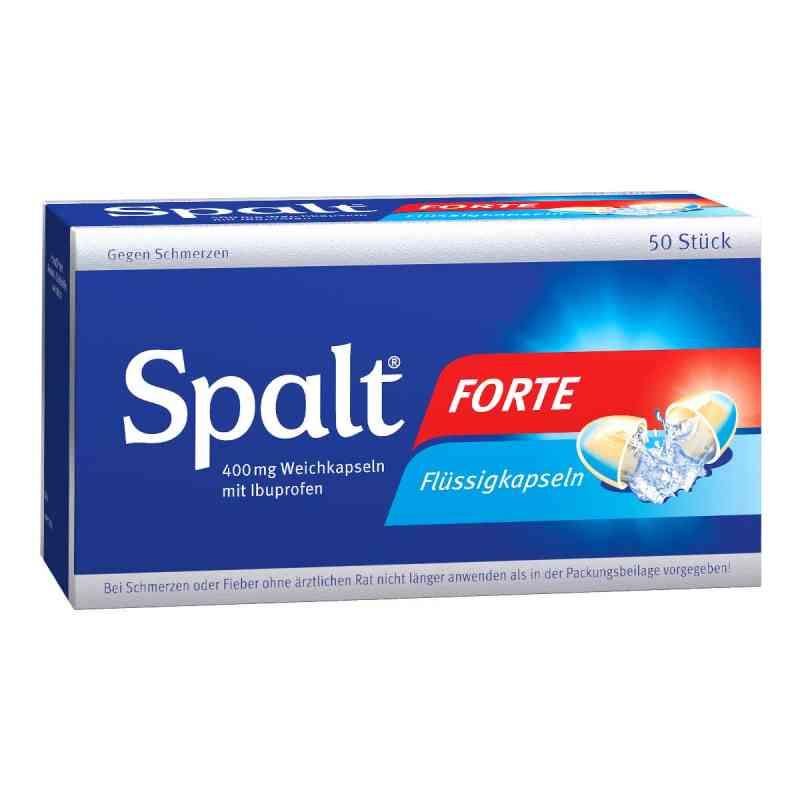 Spalt Forte 400mg Weichkapseln  bei apotheke.at bestellen