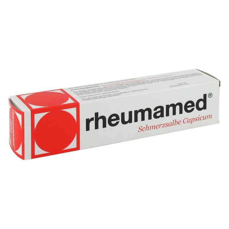 Rheumamed Schmerzsalbe Capsicum  bei apotheke.at bestellen
