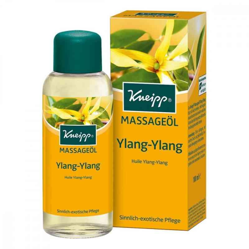 Kneipp Massageöl Ylang Ylang pflegend bei apotheke.at bestellen