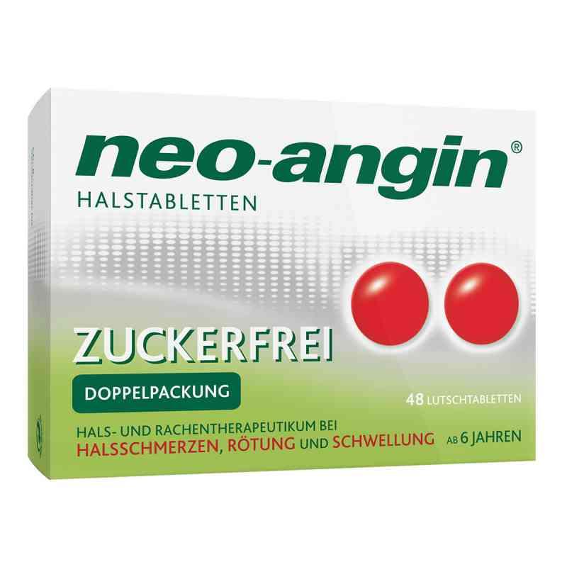 Neo-Angin Halstabletten zuckerfrei bei apotheke.at bestellen