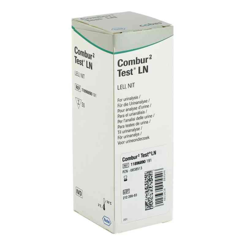 Combur 2 Test Ln Teststreifen  bei apotheke.at bestellen