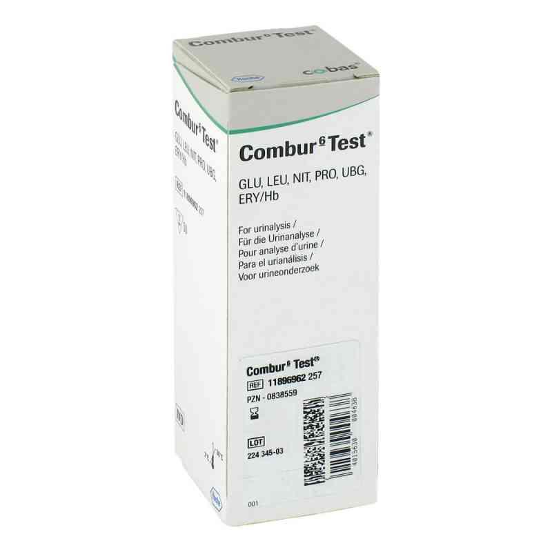 Combur 6 Test Teststreifen  bei apotheke.at bestellen