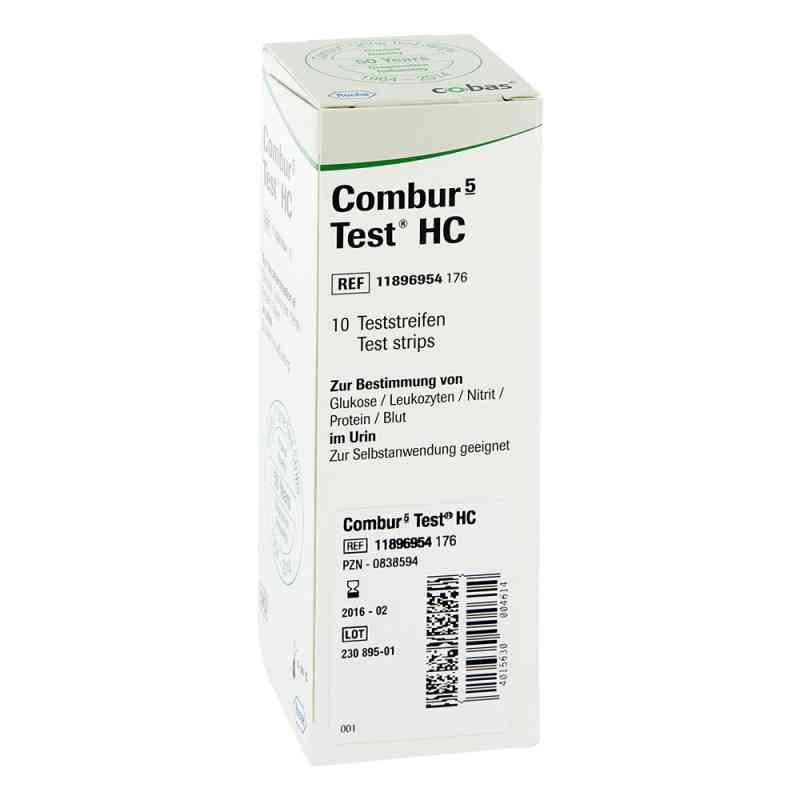 Combur 5 Test Hc Teststreifen  bei apotheke.at bestellen