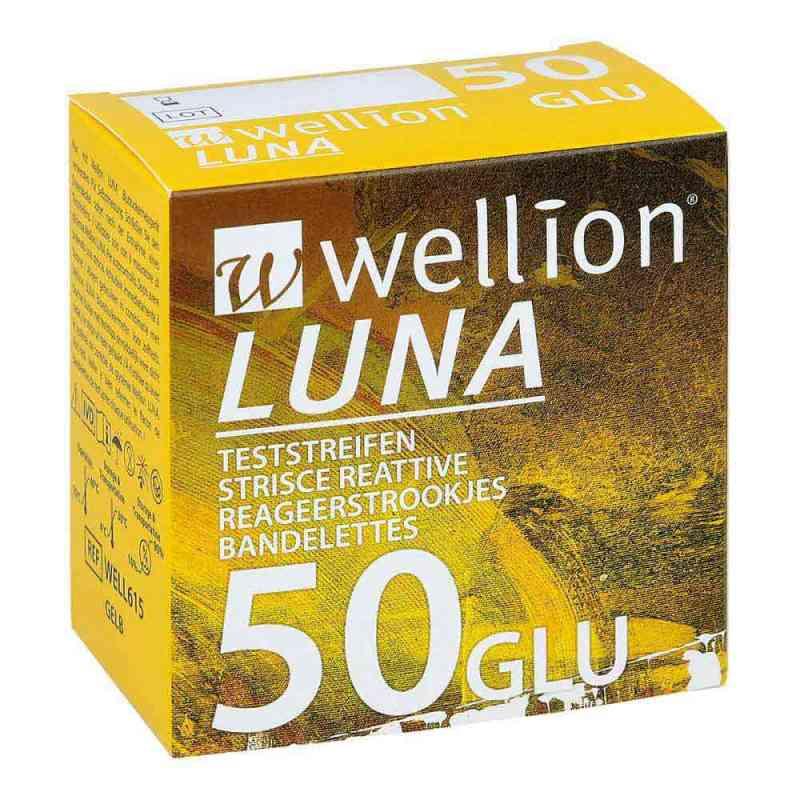 Wellion Luna Blutzuckerteststreifen bei apotheke.at bestellen