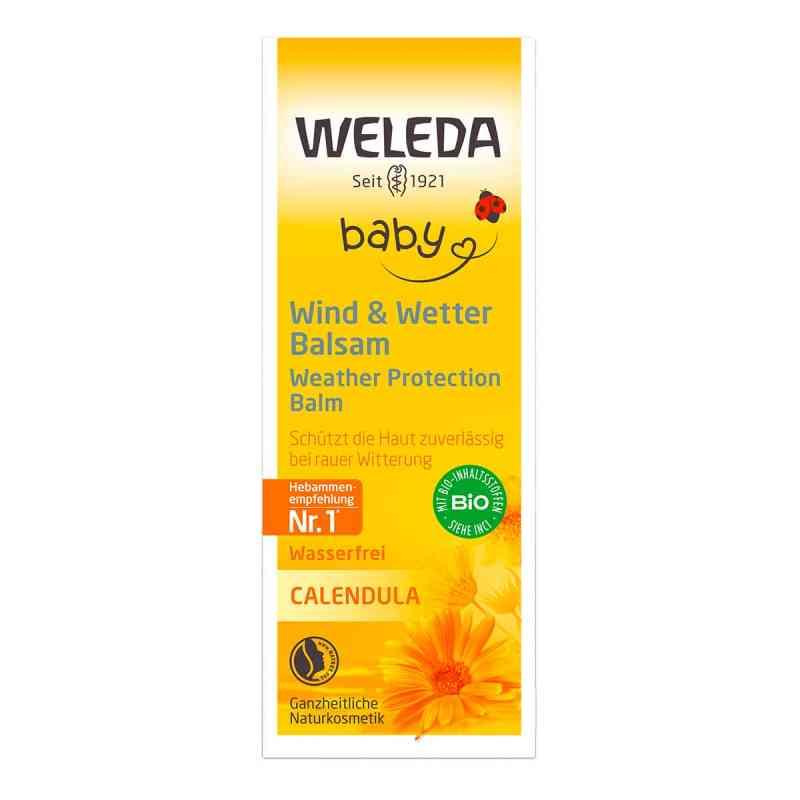 Weleda Calendula Wind- und Wetterbalsam bei apotheke.at bestellen