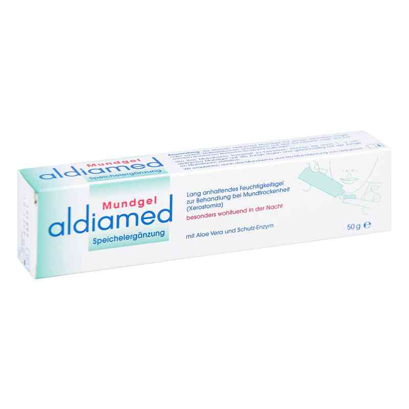 Aldiamed Mundgel zur Speichelergänzung  bei apotheke.at bestellen